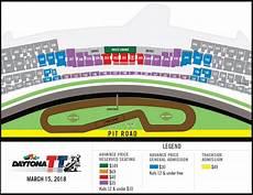 Dayton Flyers Seating Chart Daytona Tt To Feature Trackside Seating Fun Filled Fan