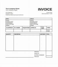 Sales And Purchase Invoice 48 Blank Invoice Templates Ai Psd Google Docs Apple