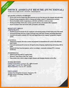 Summary Of Qualifications On Resume 8 Summary Of Qualifications On Resume Ledger Review