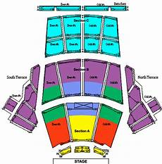 Greek Theater Chart Greek Theater Seating Chart Section A Happy Living