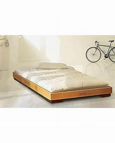 materasso basso woodly materasso futon 140x180 cm 100 puro cotone