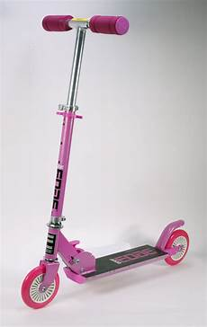 Scooter With Lights Edge Light Up Scooter Pink