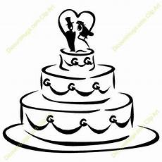wedding shower clip art clipart 11938 wedding cake