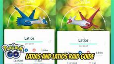 Pokemon Go Latias Iv Chart Latias And Latios Raid Guide Pokemon Go Youtube