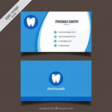 Dental Clinic Card Design Dental Clinic Business Card Vector Free Download