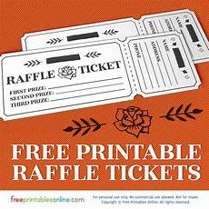 Raffle Types Printable Rosy Raffle Tickets Free Raffle Template Free