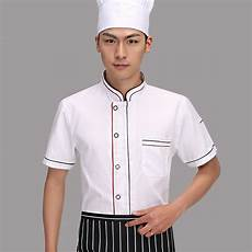chef clothes aliexpress buy new chef work clothes jacket food