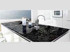 Black Forest Gold Granite Kitchen Countertop from Ecuador 242257   StoneContact.com
