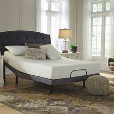 Signature Design By Chime Firm Mattress Signature Design By 174 Chime 10 Inch Firm Memory Foam