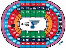 St Louis Blues Seating Chart View Stl Blues Seating Chart Brokeasshome Com