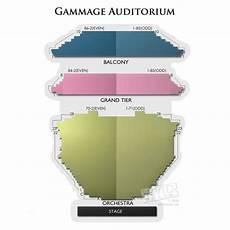 Gammage Seating Chart Asu Gammage Tickets Asu Gammage Information Asu