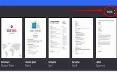 Google Docs Portfolio Template 4 Great New Google Docs Templates For Teachers