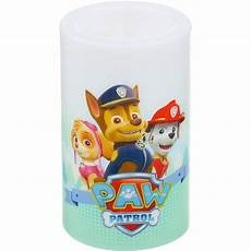 Paw Patrol Night Light Paw Patrol Crew Night Light Big W