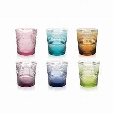 bicchieri colorati bicchieri da acqua colorati speedy ivv
