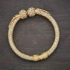 24 Karat Gold Jewellery Designs Kada Bangle Designs Page 2 Of 6 South India Jewels