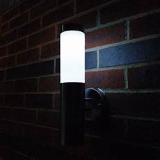 How To Attach Solar Lights To Brick Wall 10 Advantages Of Solar Powered Wall Lights Outdoor