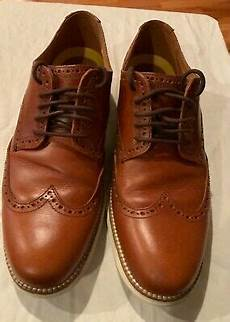 Cole Haan Mens Shoes Size Chart Cole Haan Grand Os Men S Wingtip Shoes Size 9 Ebay