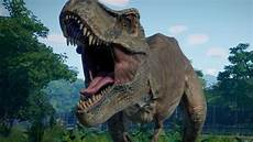 jurassic world evolution official in footage