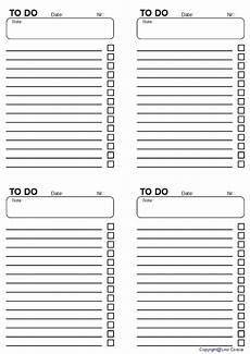 Todo Lis Things To Do List Free Downloads Free Printable Things To