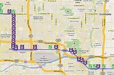 Light Rail Map Phoenix Tempe Work Pamcakes For Breakfast