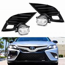 2018 Toyota Camry Hazard Lights 2018 Up Toyota Camry Se Amp Xse Oem Fit Fog Light Assembly