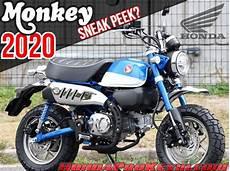 2019 Honda 125 Monkey by 2020 Honda Monkey 125 Motorcycle News New Color On The