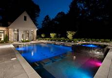 Pool Designs And Cost Modern Inground Pool Designs From Anthony Amp Sylvan