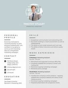 Modern Picture Resume Customize 979 Resume Templates Online Canva