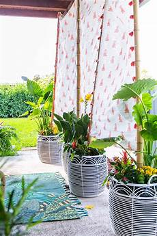 budget friendly diy outdoor privacy screen what we re
