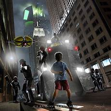 Lights Sirens Tacoma Tacoma Teens Rebel Against Police Curfew Patrol Grey