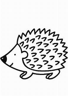 hedgehog template images igel vorlage igel