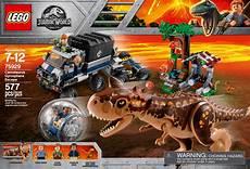 Lego Jurassic World Malvorlagen Best Buy Lego Jurassic World Carnotaurus Gyrosphere