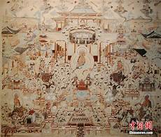 stunning dunhuang frescoes source of inspiration for