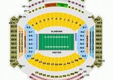 Bryant Denny Stadium Seating Chart With Seat Numbers Bryant Denny Stadium Seating Chart Gallery Of Chart 2019