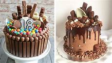Chocolate Designer Cake How To Make Giant Chocolate Birthday Cake Recipe Amazing