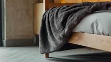 luxury faux fur bedspread bedding bed company