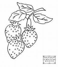 embroidery riscos strawberry embroidery pattern embroidery embroidery