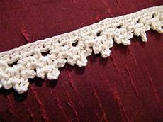 rubyred eclectic designed my own crochet edging