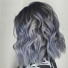 grey hair trend 20 glamorous hairstyles for 2018