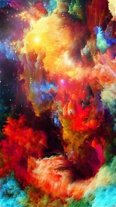 colourful abstract iphone wallpaper красочные пространства абстрактные конструкции звезды