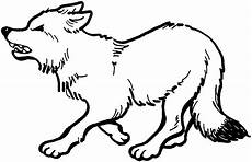 free wolf coloring pages