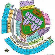 Great American Ballpark Seating Chart Row Numbers Great American Ball Park Tickets And Great American Ball