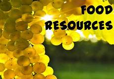 Food Resources Food Resources