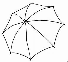Gratis Malvorlagen Regenschirm Schirm Oben Ausmalbild Malvorlage Comics