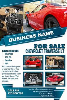 Car Sale Flyer Light Colored Car Dealership Flyer Template Postermywall