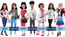 Barbie Jobs Barbie Heads Down A New High Tech Career Path With New
