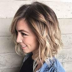 frisuren braune haare mittellang die besten 25 haarfrisuren mittellang ideen auf