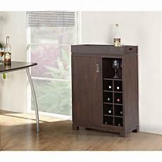 homestar bar cabinet with wine storage reviews wayfair