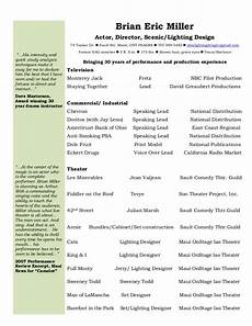 How To Make A Performance Resumes Performance Resume 2015