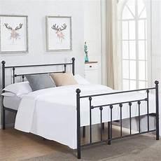 shop vecelo metal beds style platform beds